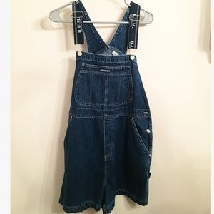 Vintage BUM Equipment Denim Overalls